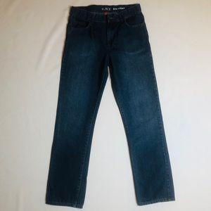 Children's Place boys straight leg jeans size 14